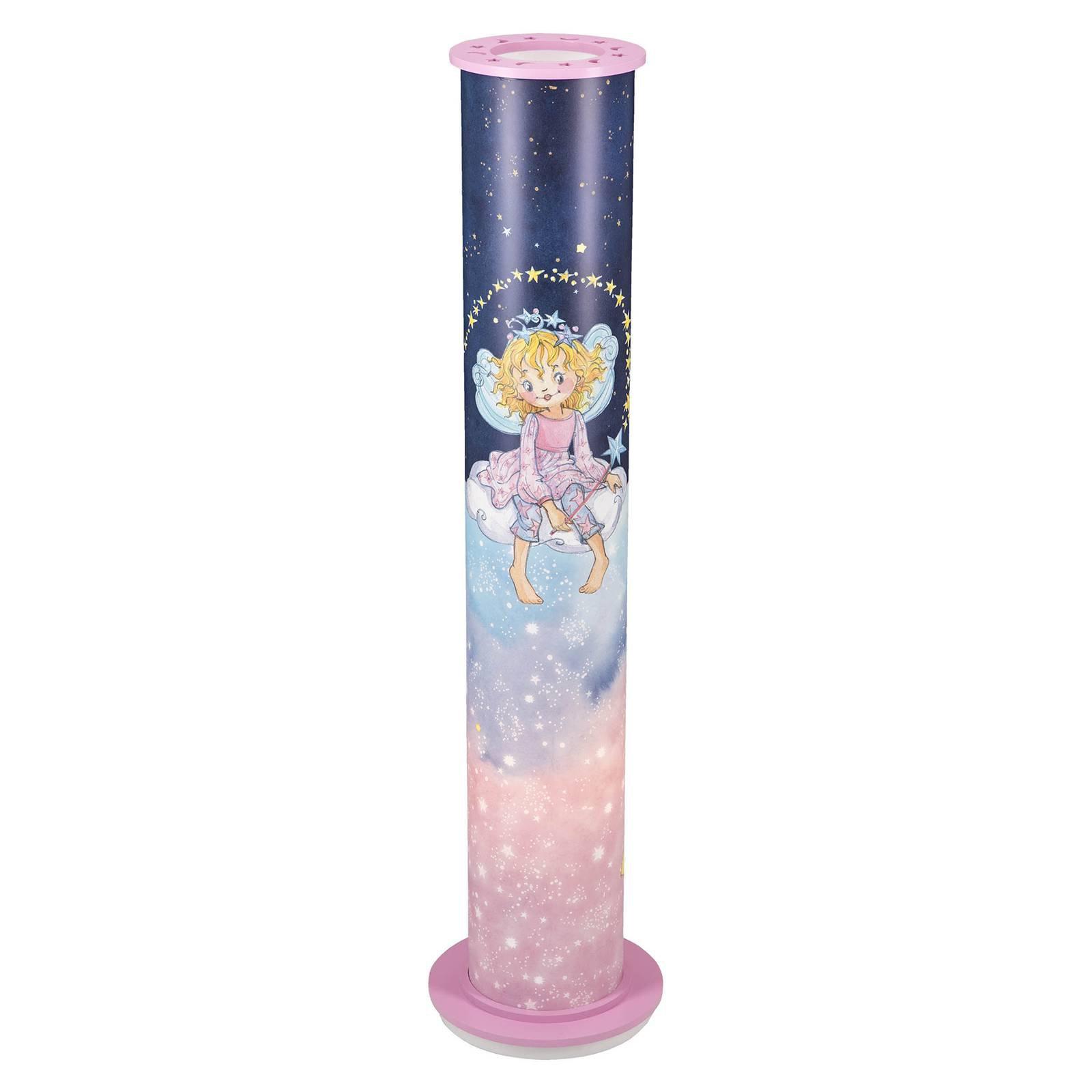 Gulvlampe Prinsesse Lillifee, stjerner
