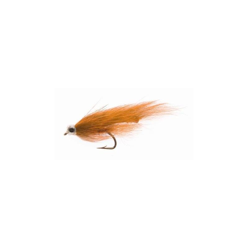 Mini Zonker Farry Brown #8 Kjøp 12 fluer få gratis flueboks
