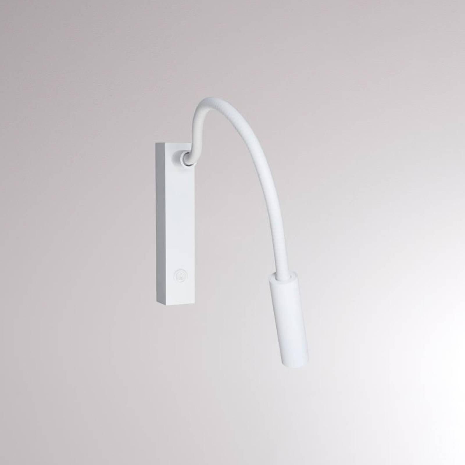 LOUM Arok -LED-seinävalaisin 2 700 K, valkoinen