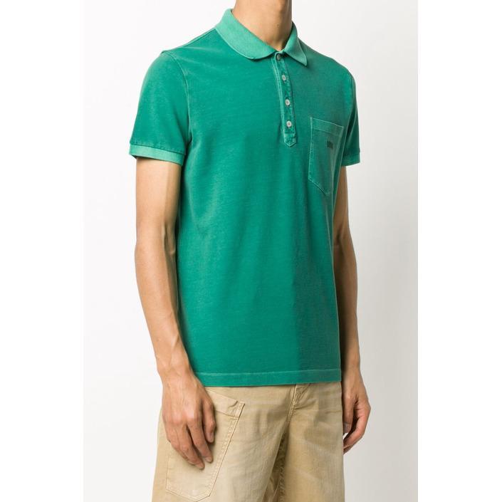 Diesel Men's Polo Shirt Various Colours 283807 - green L