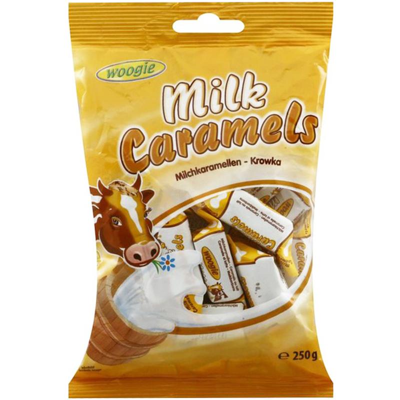 Makeispussi Milk caramel - 30% alennus