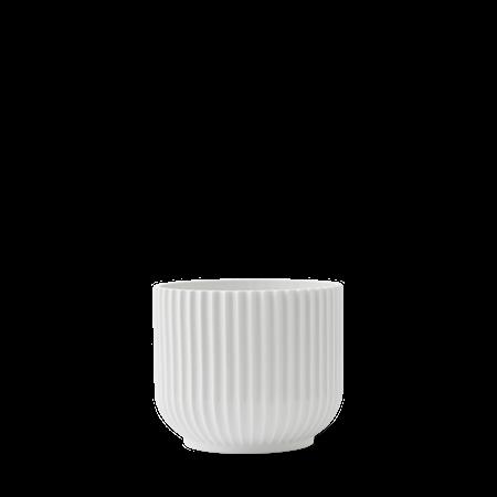 Krukke medium Porselen Hvit