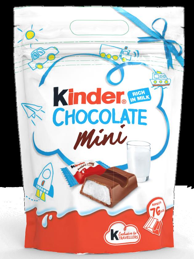 Kinder choklad mini - 31% rabatt
