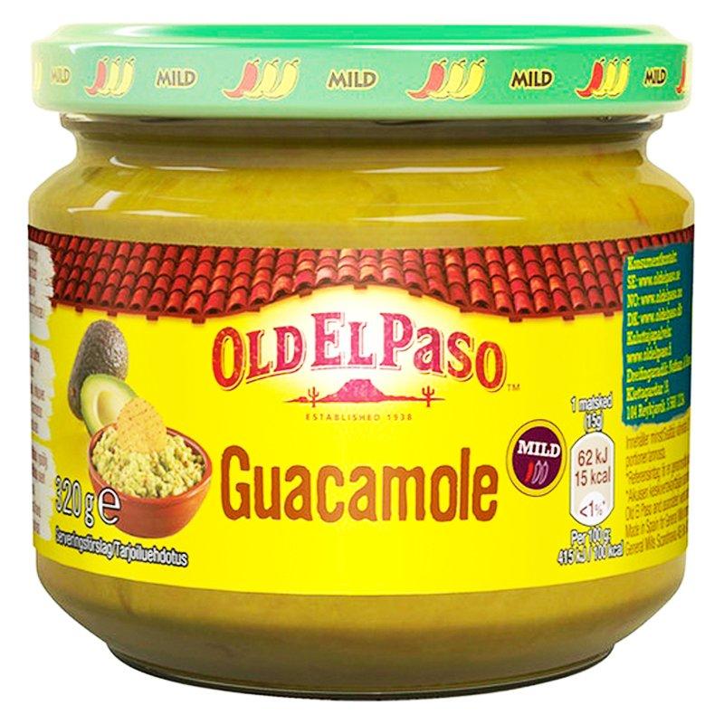Guacamole dippi 320 g - 60% alennus