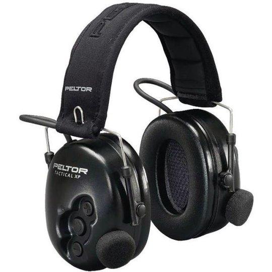 3M Peltor Tactical XP Kuulonsuojain sis. päälakisangan