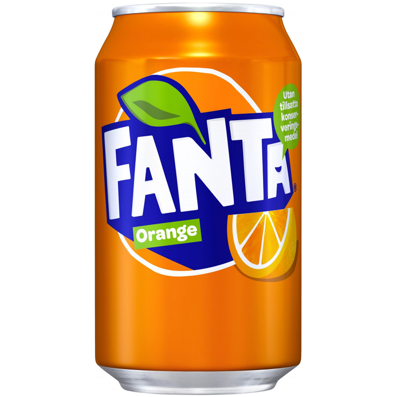 """Virvoitusjuoma """"Fanta Orange"""" 330ml - 20% alennus"""