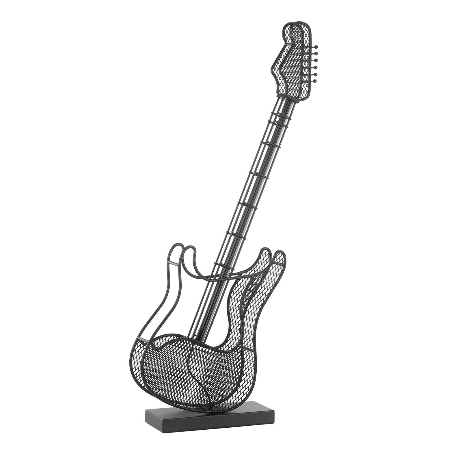 LED-lattiavalaisin Rock, kitaran muotoinen