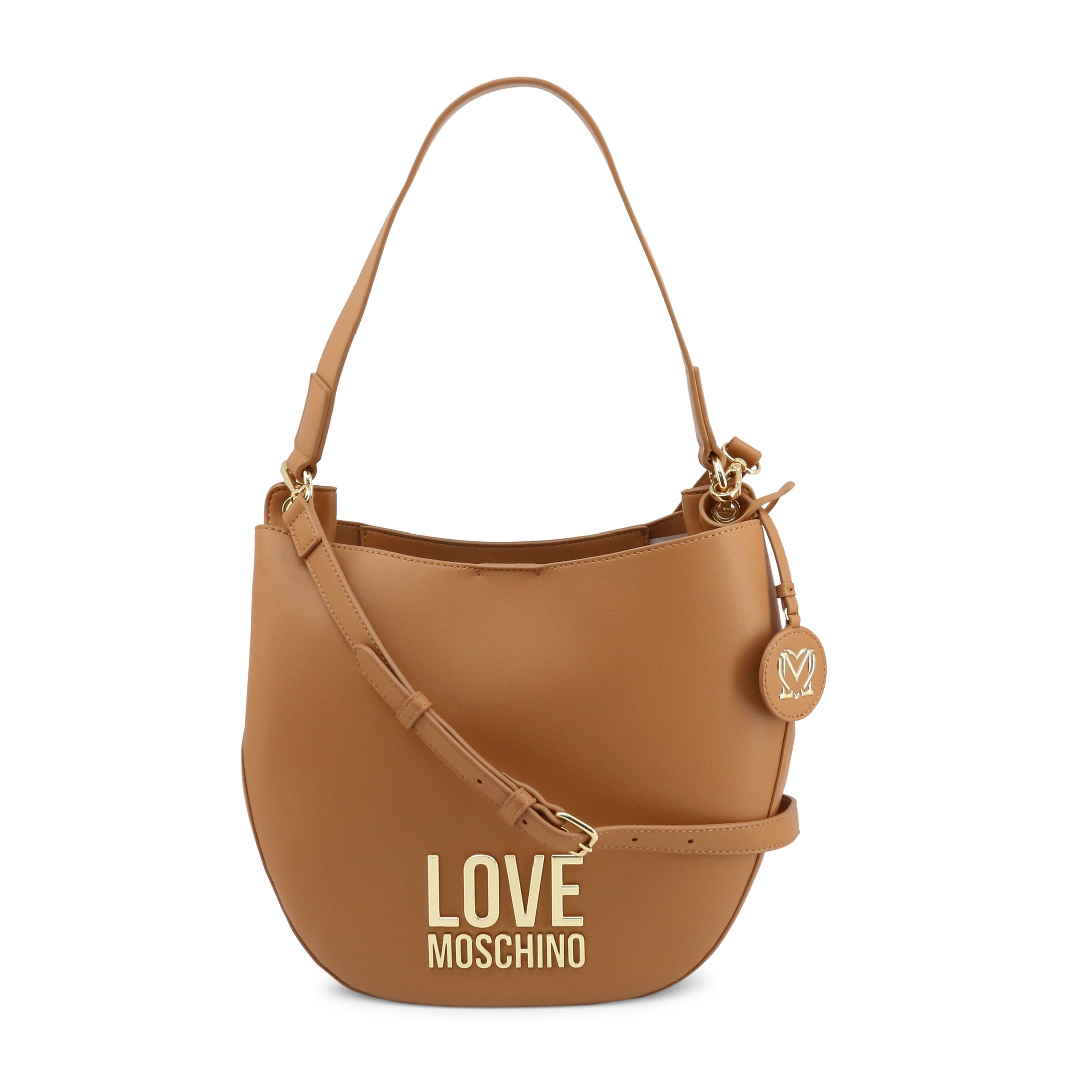 Love Moschino Women's Crossbody Bag Various Colours JC4106PP1CLJ0 - brown NOSIZE