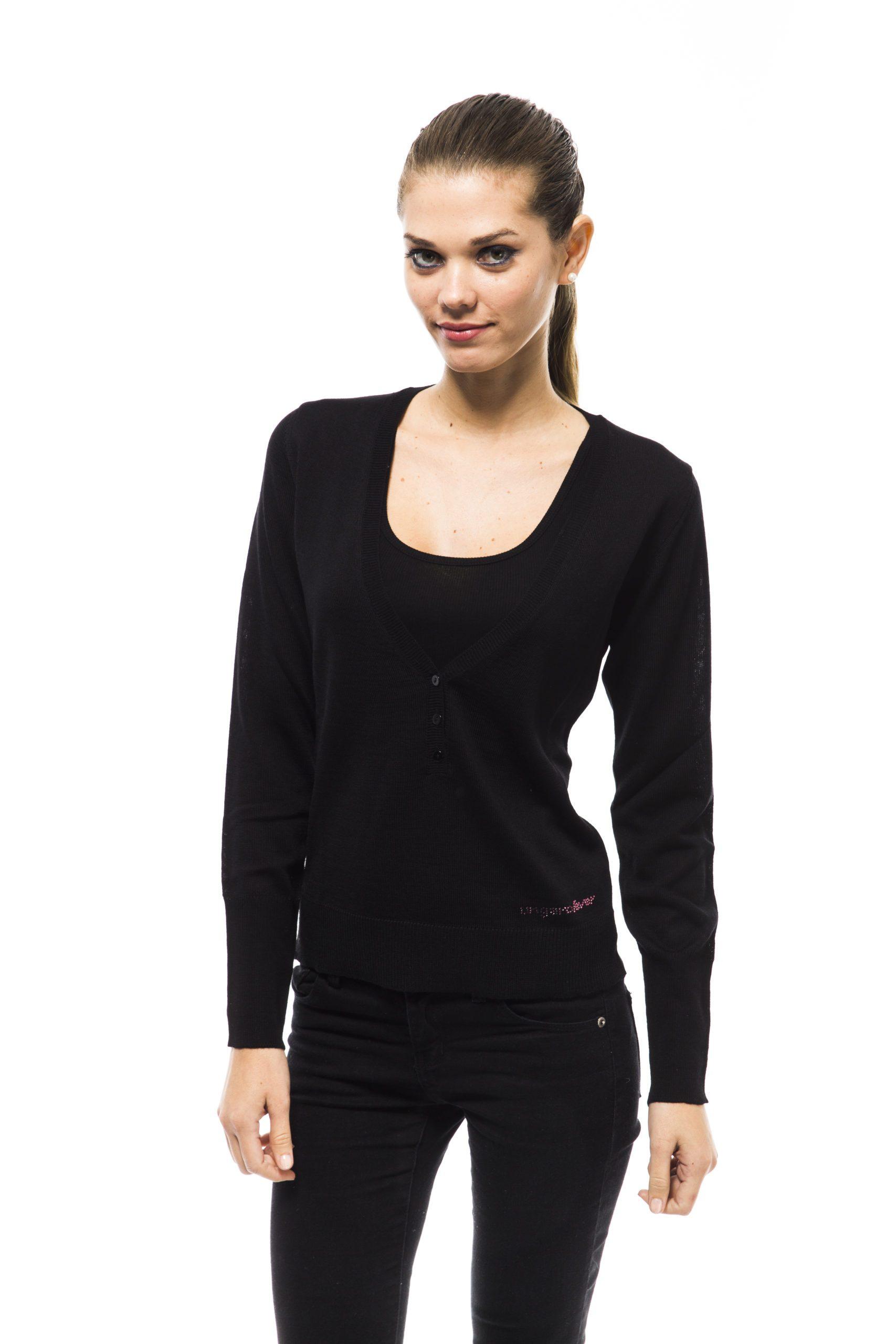 Nero Sweater - IT40 | XS