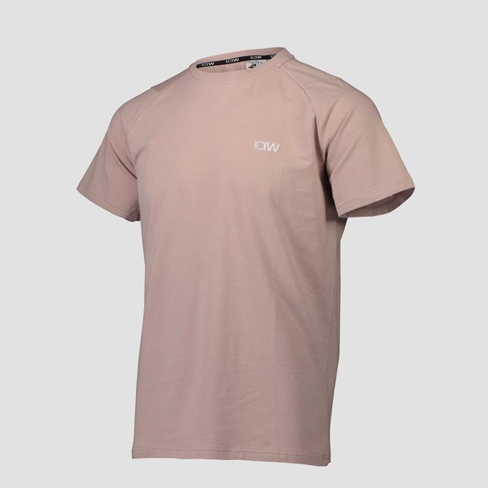 Essential T-shirt, Dark Taupe