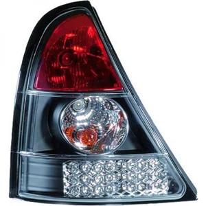 Perävalosarja, RENAULT CLIO II