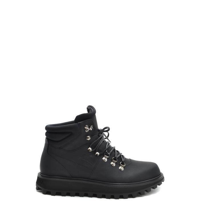 Dolce & Gabbana Men's Boots Black 171369 - black 43.5