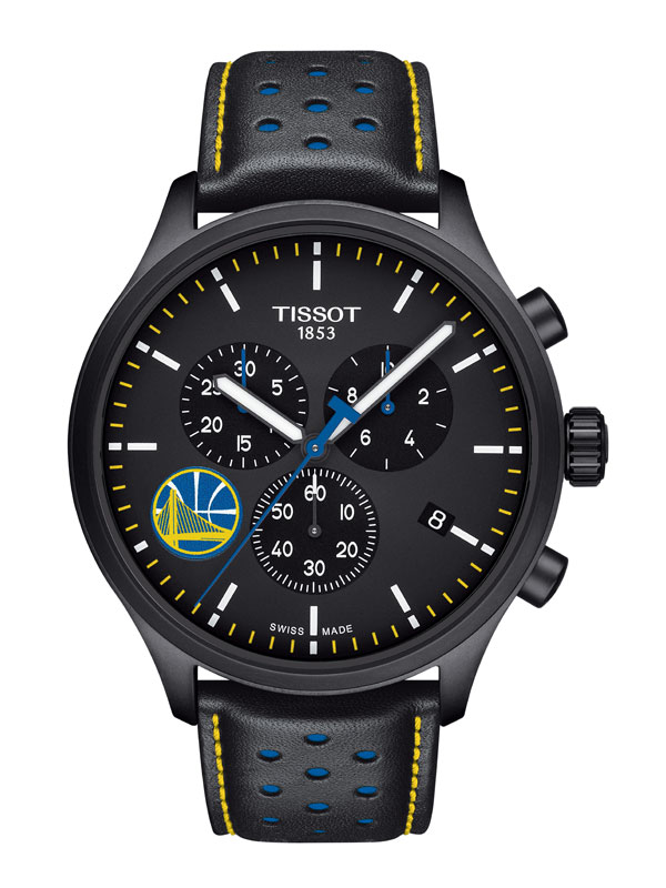 Tissot Chrono XL NBA Teams Special GOLDEN STATE WARRIORS Edition T116.617.36.051.02