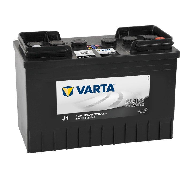 Batteri J1 PRO black VP125