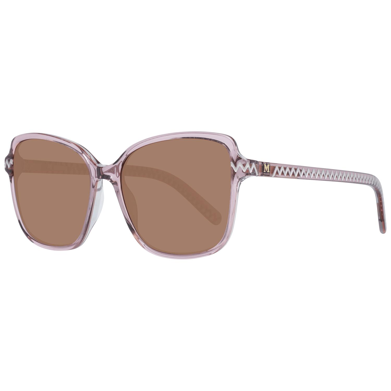 Missoni Women's Sunglasses Pink MM232 53S04