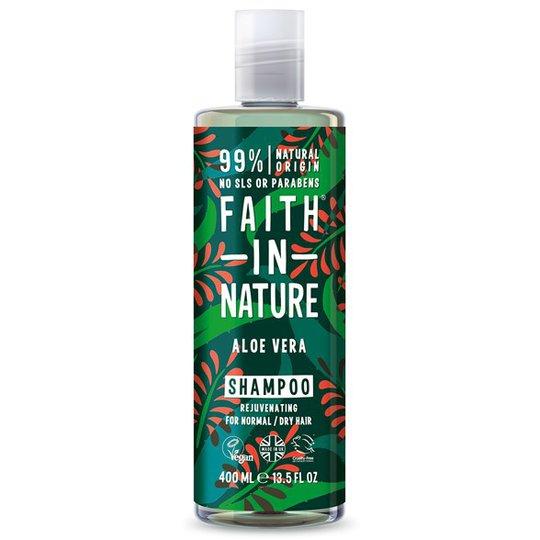 Faith in Nature Aloe Vera Shampoo, 400 ml