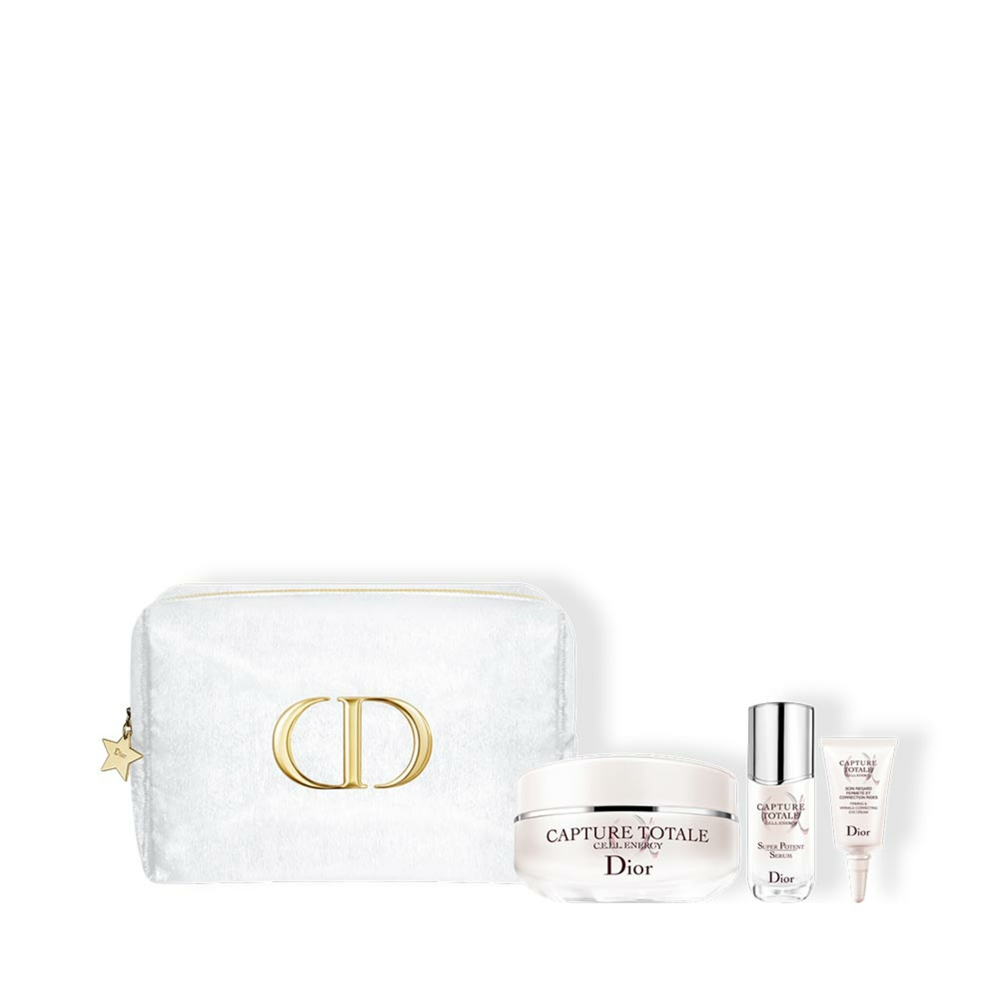 Capture Totale Exclusive kit - Serum, Creme and Eye Cream