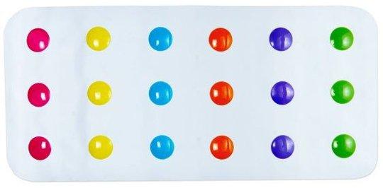 Munchkin Badekarsmatte Dots