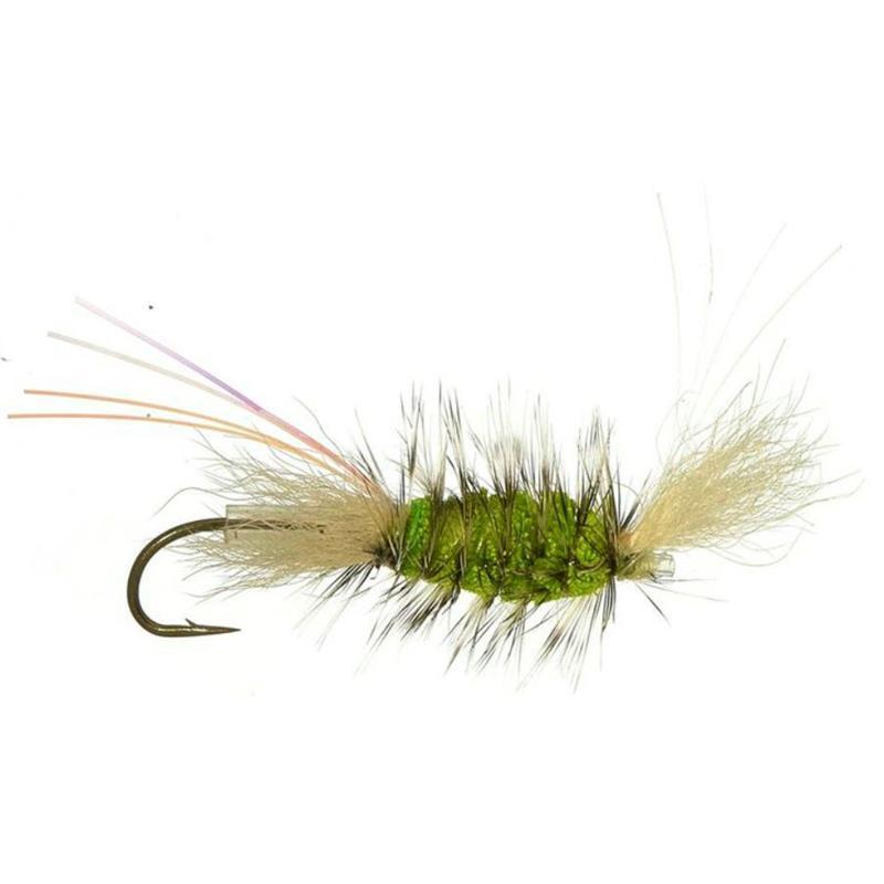 Tube Bomber Hi-Viz Green - Small Kjøp 12 fluer få gratis flueboks