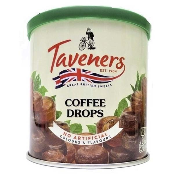 Tavener's Coffee Drops 200g