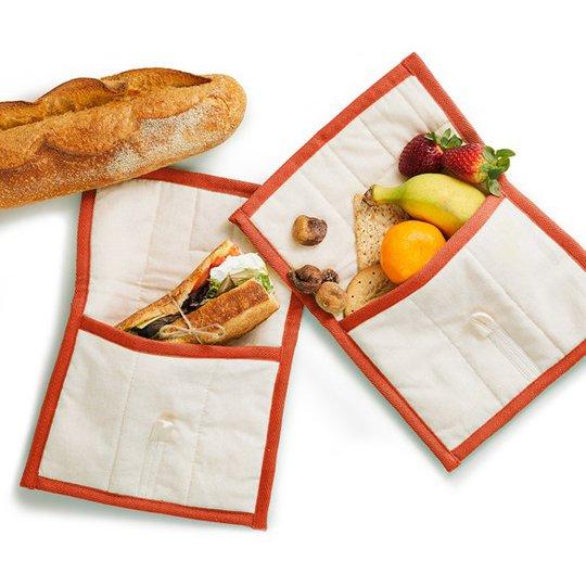 The Swag Bag Förvaringspåse till smörgåsar och snacks