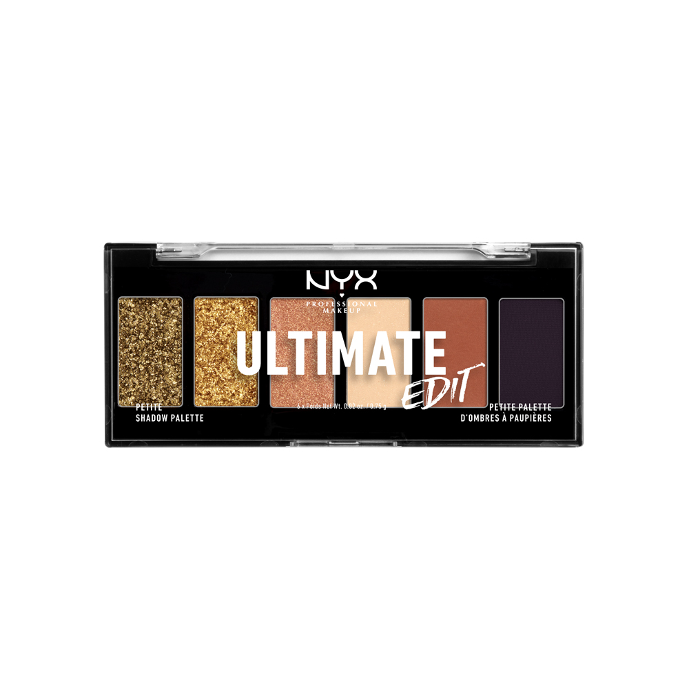 NYX Professional Makeup - Ultimate Edit Petite Shadow Palette