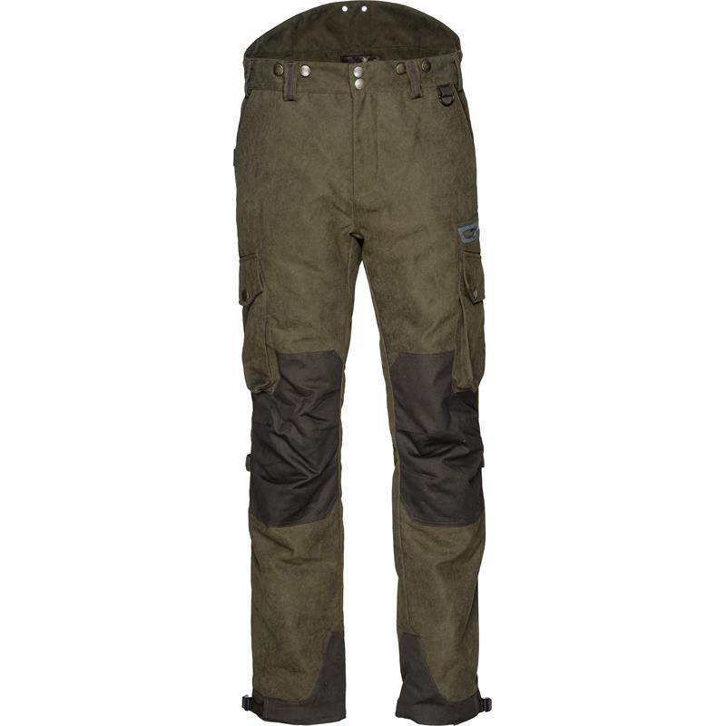 Seeland Helt Bukse Griszzley Brown 64 Grizzly/Brown