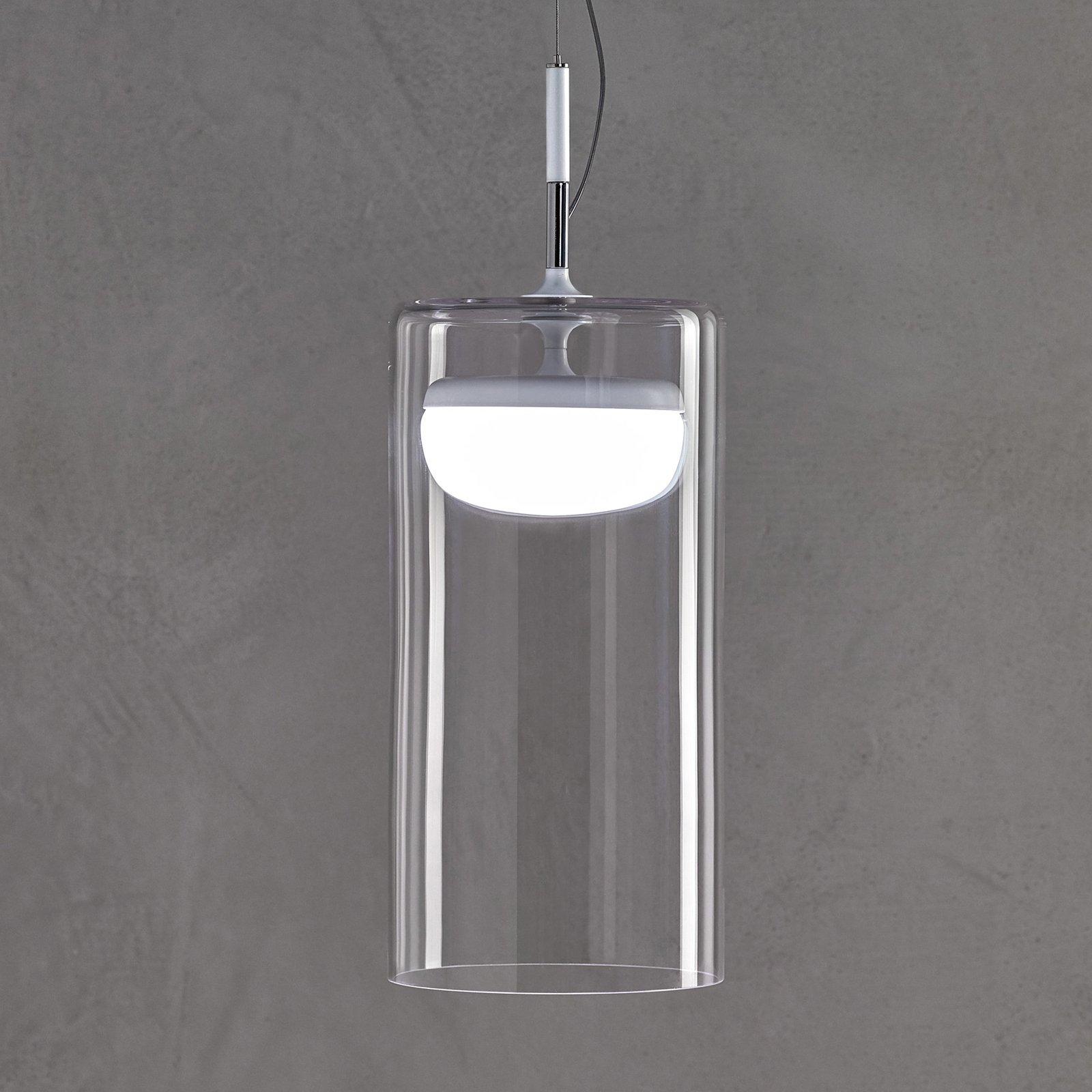 Prandina Driver LED-hengelampe S3 2 700 K hvit