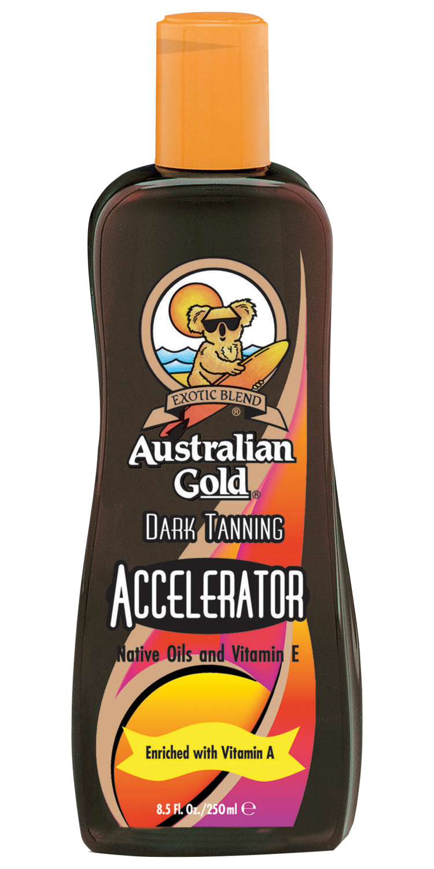 Australian Gold - Dark Tanning Accelerator Lotion 250 ml