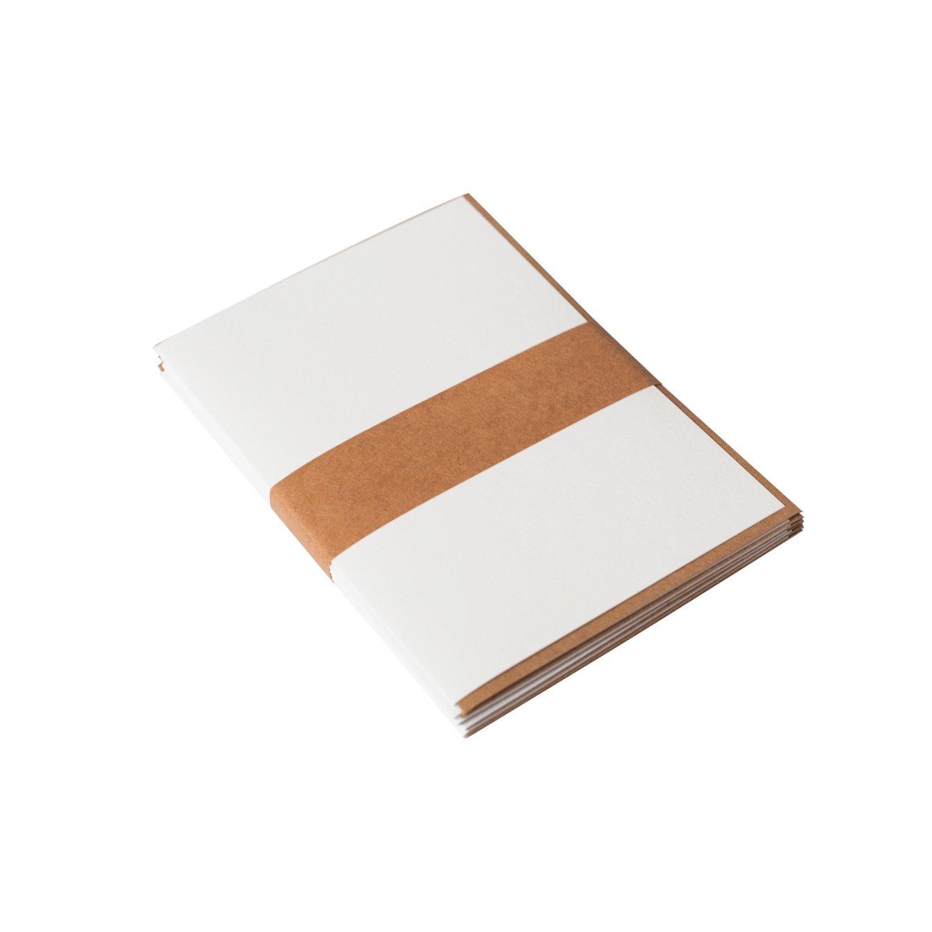 Blank Cards & Envelopes 4pk
