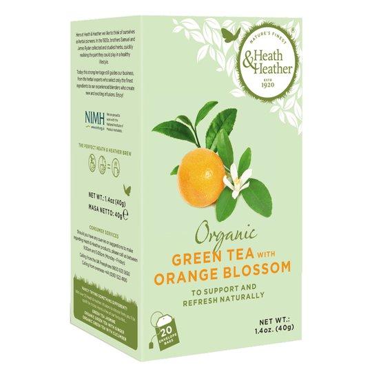 "Grönt Te ""Orange Blossom"" 20-pack - 42% rabatt"