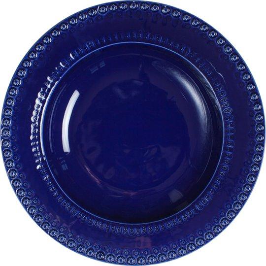 PotteryJo Daisy Pastatallrik 35 cm Navy
