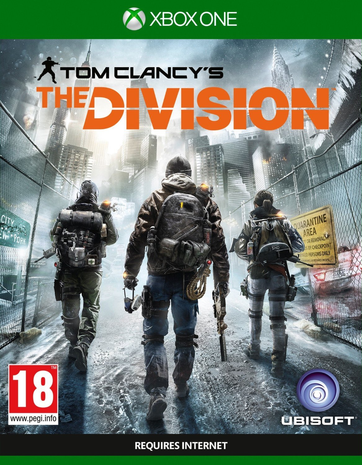 Tom Clancy's - The Division (Nordic)
