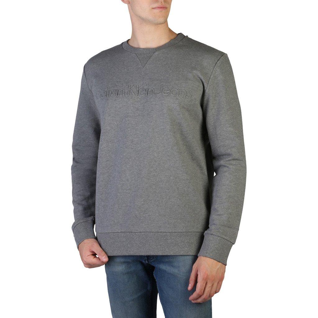 Calvin Klein Men's Sweatshirt Greeen J30J302267 - grey S