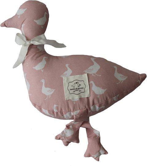Dackis & Goosie Bird Kosedyr, Soft Pink