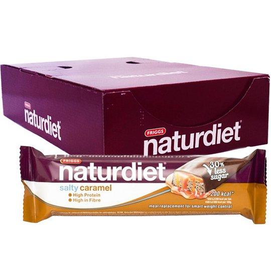 Ateriankorvikepatukat Salty Caramel 18kpl - 43% alennus
