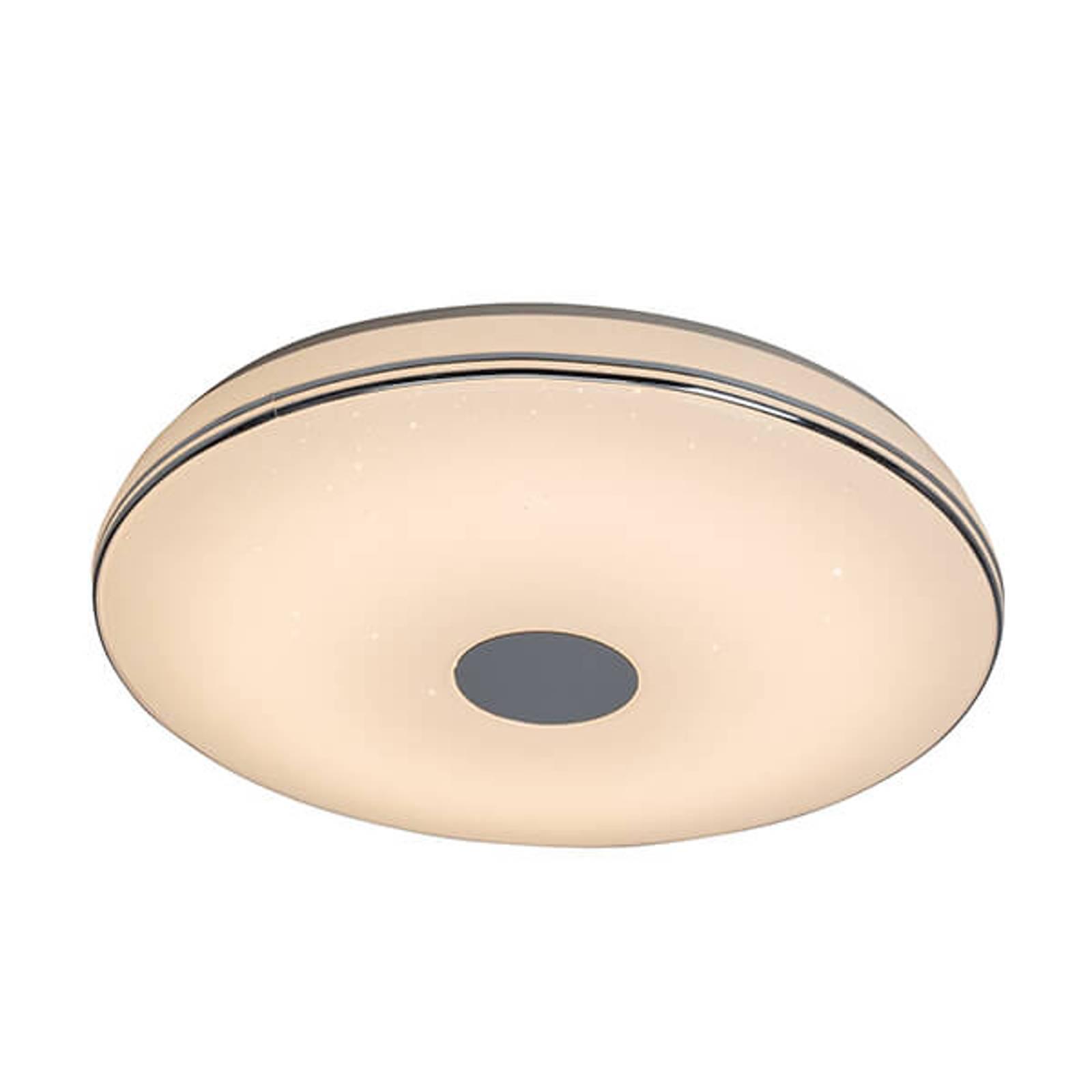 Muunneltava LED-kattolamppu Mono Deco, kaukosäätö