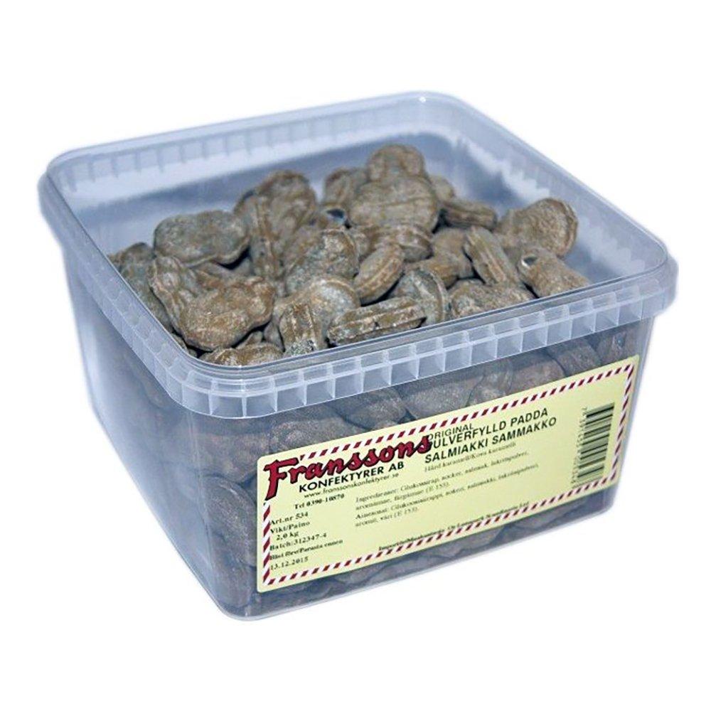 Pulverfylld Padda i Storpack - 2 kg