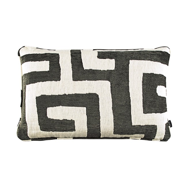 Zinc Romo I Kuba Cay Cushion | Dalmation 55x35cm | Lumbar