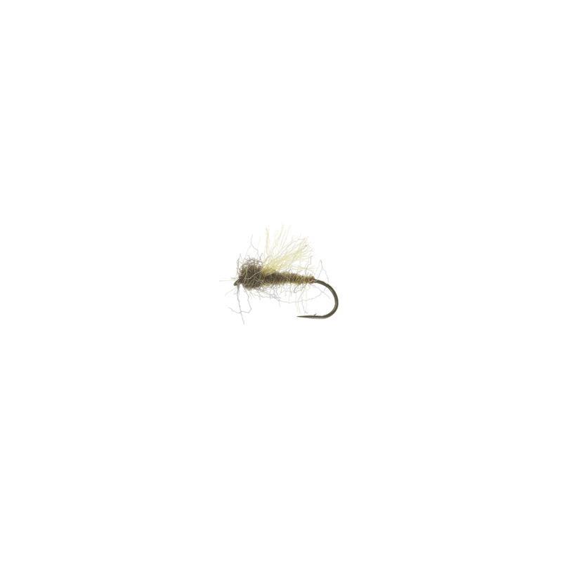 Rackelhanene Brown/Beige #12 Kjøp 12 fluer få gratis flueboks