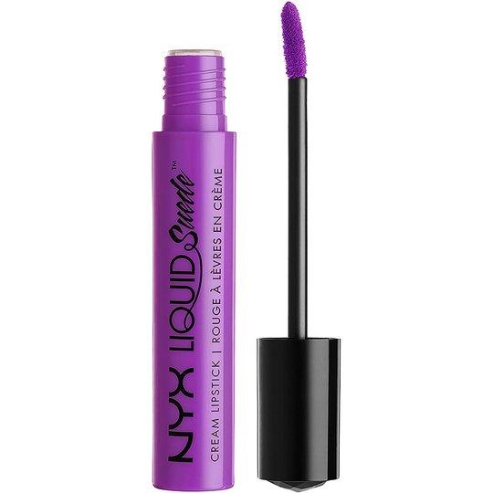 Liquid Suede Cream Lipstick, 4 ml NYX Professional Makeup Huulipuna