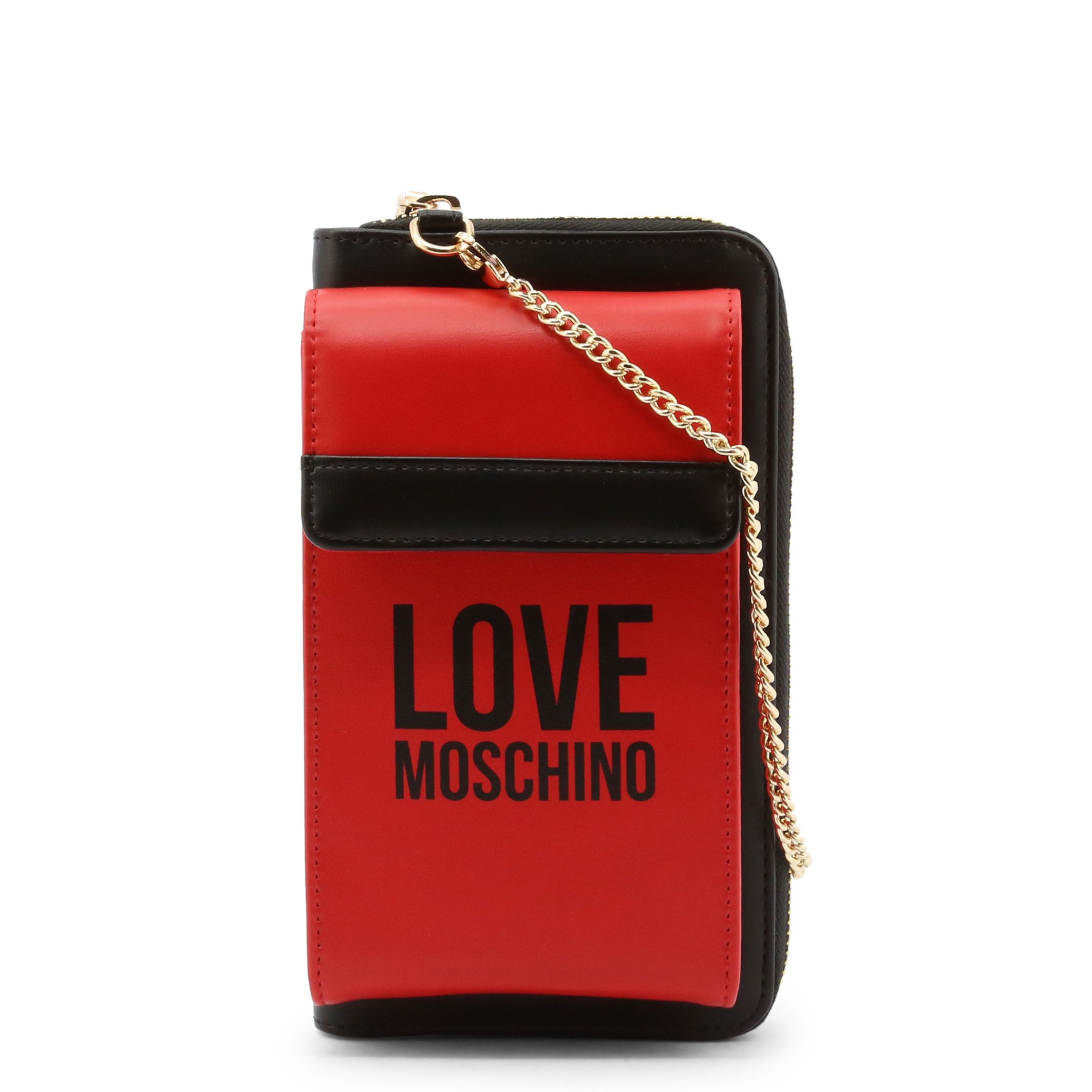 Love Moschino Women's Wallet Various Colours JC5644PP1DLI0 - red NOSIZE