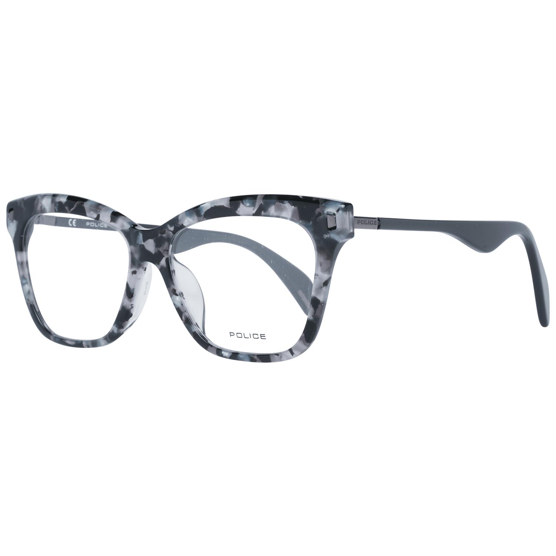 Police Women's Optical Frames Eyewear Grey PL627 5109SX