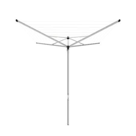 Torkvinda Split Pole Topspinner Grå 200 cm