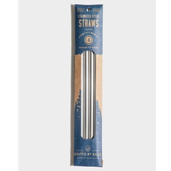 United By Blue Straw Pack With Brush Cleaner