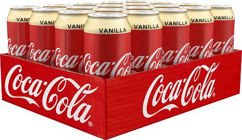 Coca-Cola Vanilla 33cl x 20st