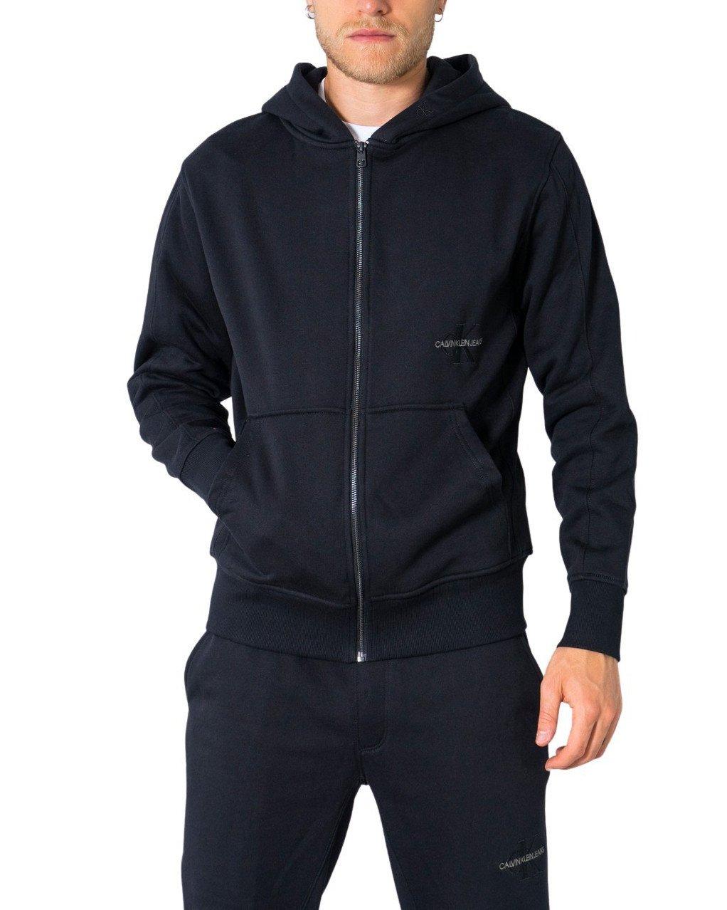 Calvin Klein Jeans Women Sweatshirt Various Colours 299915 - black-3 XS