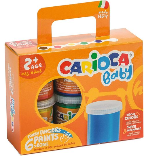 Carioca Fingerfarger