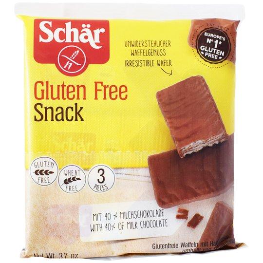 Gluteenittomia Suklaapatukoita 3x35g - 40% alennus