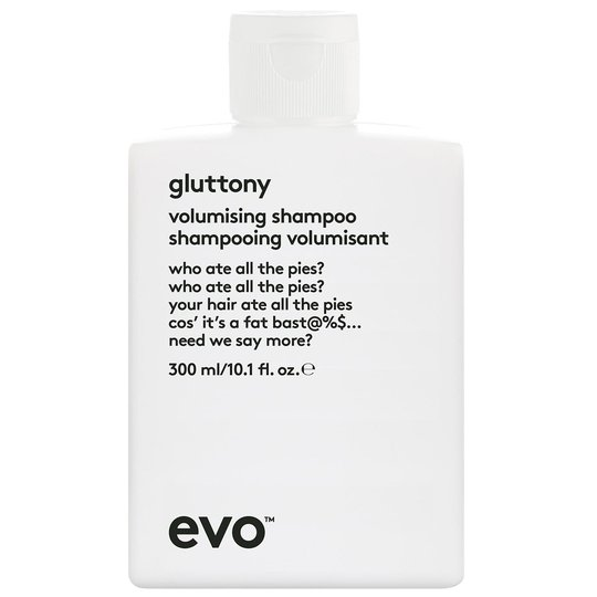 Volume Gluttony Volume Shampoo, evo Shampoo